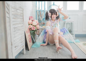 LoveLive Nico Cosplay 1 by eefai