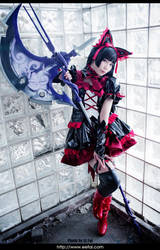 Rory Mercury Gate Cosplay 13 by eefai