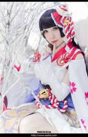 Onmyoji Cosplay 03 by eefai