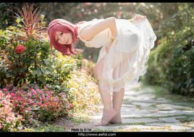 LoveLive Nishikino Maki Cosplay 04 by eefai