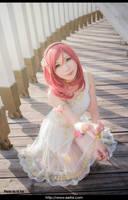 LoveLive Nishikino Maki Cosplay 07 by eefai