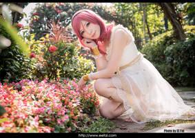 LoveLive Nishikino Maki Cosplay 11 by eefai