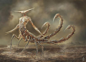 Scorpio by Orion35