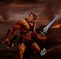 He-Man And The Dark Hemisphere by planetbryan