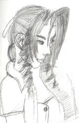 Quick Aerith Aeris by TheChzcake