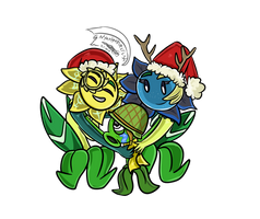 The Festivus Geminis, Lil' Noot's Gift by Nyanbonecrush