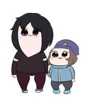 Pop Team Geis by BeenieBop