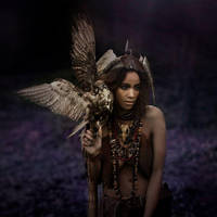 'Artemis' by Genevieve-Amelia