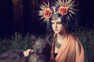 'Hecate' by Genevieve-Amelia