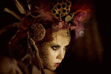Dark Fae by Genevieve-Amelia