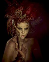 Dark Fae III by Genevieve-Amelia