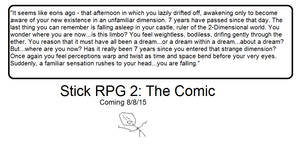 Stick RPG 2: Comic Mode teaser by popyhed