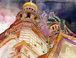 Saint Petersburg by takmaj