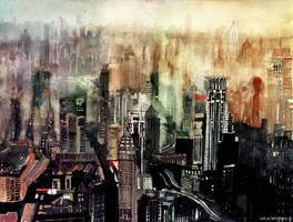 Shanghai by takmaj