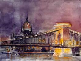 Budapest by takmaj