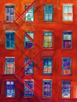 NY facade by takmaj