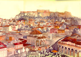 Athens by takmaj