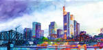 Frankfurt by takmaj