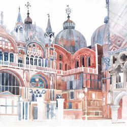 Basilica San Marco, Venezia by takmaj