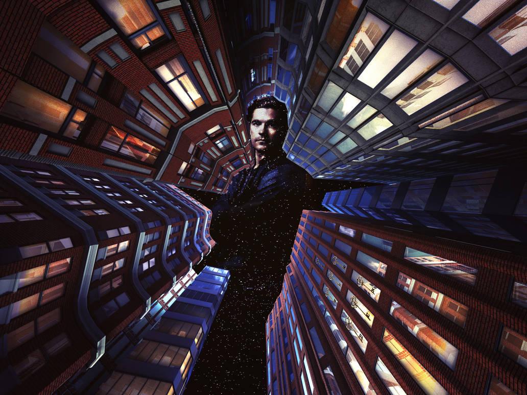 artwork for Magicians fan art contest by takmaj