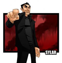 Sylar by Paranoidvin
