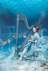 Underwater Music by Danapra