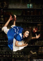 Alice by Danapra