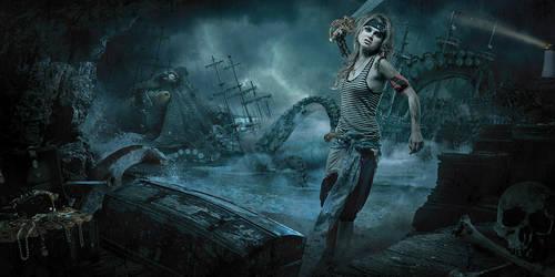 Pirates by Danapra