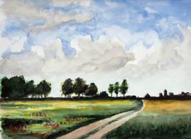 Clouds and darks by JagPaEkholmen