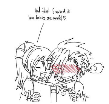 And that Elsword is how by xRequilein