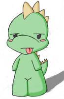 Yoshi by MagicalMeepo
