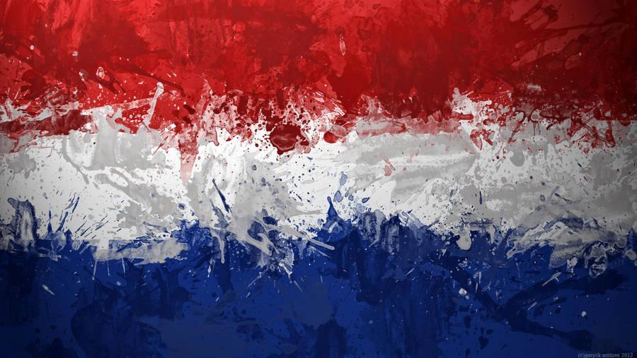 Netherlands Flag Wallpaper By Garyckarntzen On Deviantart