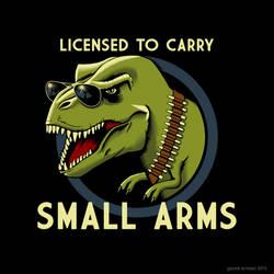 Licensed to carry by GaryckArntzen