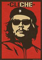 Cliche Poster by GaryckArntzen