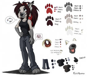 2016 09-23 Another Ref by Pain-hyena