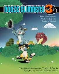 2016 08-04 Gamecover Beerclimbers by Pain-hyena