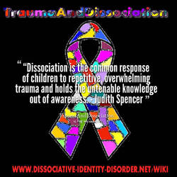 Dissociation by DIDisReal