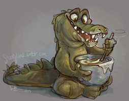 Gatorcake by Shantyland