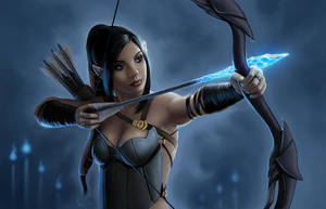 The Archer by spirit815