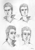 Rhys sketches by searoth