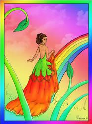 Gwen's Rainbow by carpenoctem410
