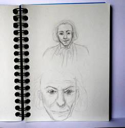Men (sketches) by lunejaune145