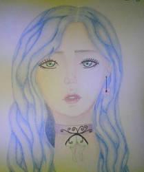 Luna by AkiDrawings