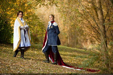 APH - Austria and Germany by Amapolchen