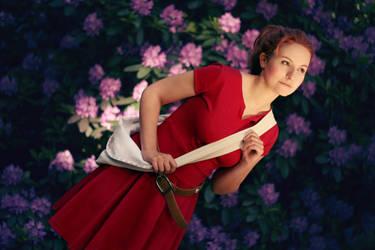 Arrietty by Amapolchen