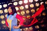 Ms. Marvel : Kamala Khan by Amapolchen