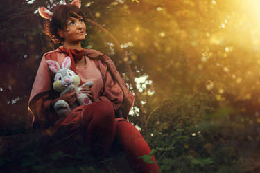 Disney : Bambi 1 by Amapolchen