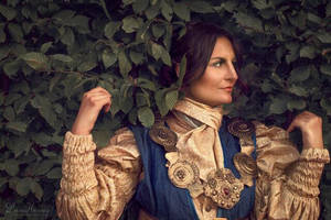 Dragon Age Inquisition: Josephine Montilyet 3 by Amapolchen