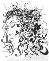 Glyph Emotion by Spider-Shark