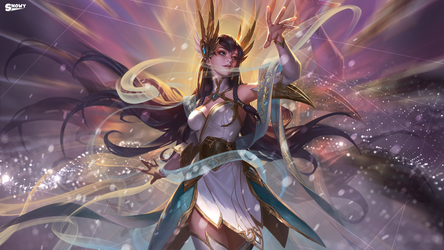 League of Legends - DIVINE SWORD IRELIA by Massi001